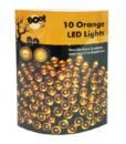 Bộ 10 đèn LED trang trí Halloween Uncle Bills UH00303.,