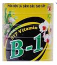Phân Bón Lá Đậm Đặc Cao Cấp HVP Vitamin B1,
