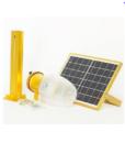 Đèn LED Năng Lượng Mặt Trời Cho Sân Vườn Suntek JD-9908 2