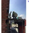 Tô Tường Mặt Ngoài Nhà Chiều Cao ≥4m…
