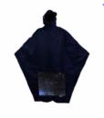 Áo mưa vải dù tổ ong có kiếng đèn – 2