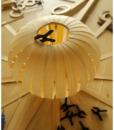 Đèn Gỗ Veneer Trang Trí Thả Trần LSVN4528-2